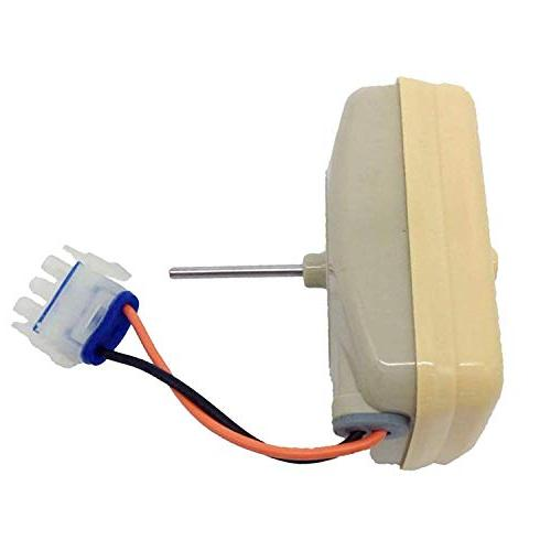 refrigerator evaporator freezer fan motor assembly