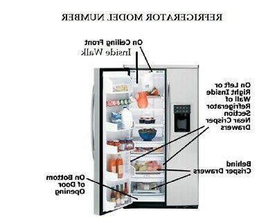 Amana Refrigerator Freezer Gasket