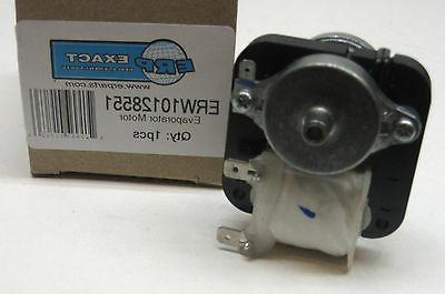 refrigerator freezer evaporator fan motor for whirlpool