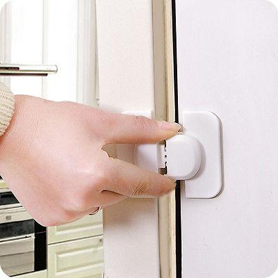 refrigerator fridge freezer door lock latch catch