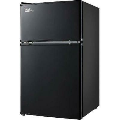 3.2 Ft Fridge 2-Door Refrigerator NEW!