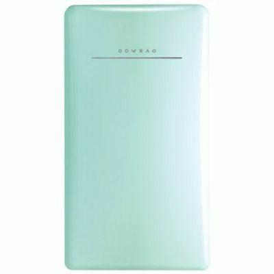 retro compact refrigerator