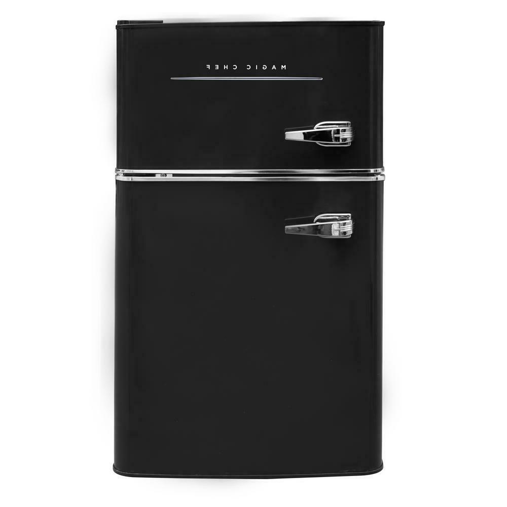 Refrigerator 3.2 cu 2-Door Office Dorm