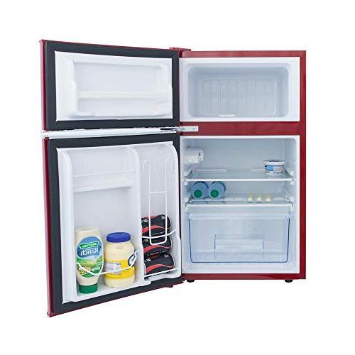 Magic Chef Retro Refrigerator ft. 2-Door