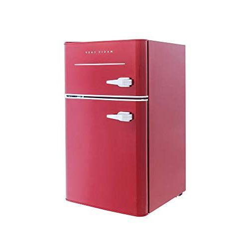 retro mini refrigerator 2