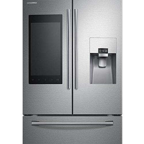 Samsung ft. French Refrigerator Family - Steel