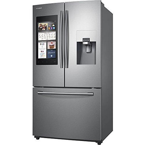 Samsung RF265BEAESR cu. ft. 3 French Refrigerator Family - Stainless Steel RF265BEAESR/AA