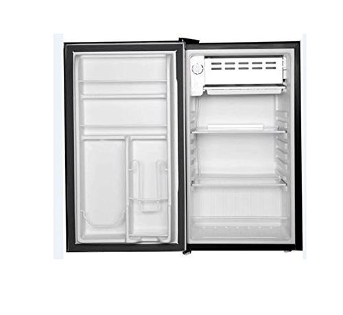 RFR321-FR320/8 IGLOO Refrigerator, 3.2 Fridge, Black