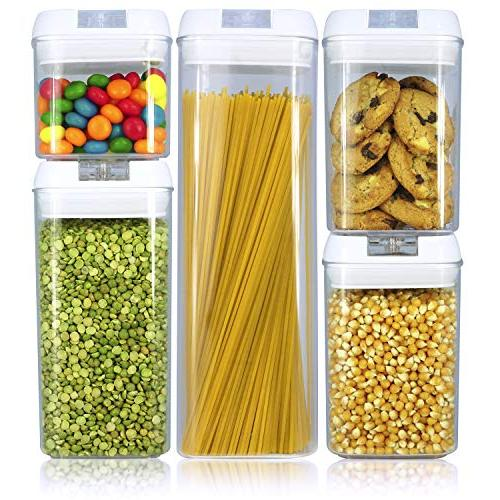 set food storage containers