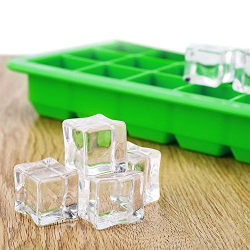 Korlon Ice Trays Lid - Release Ice - Ice Maker with Cover