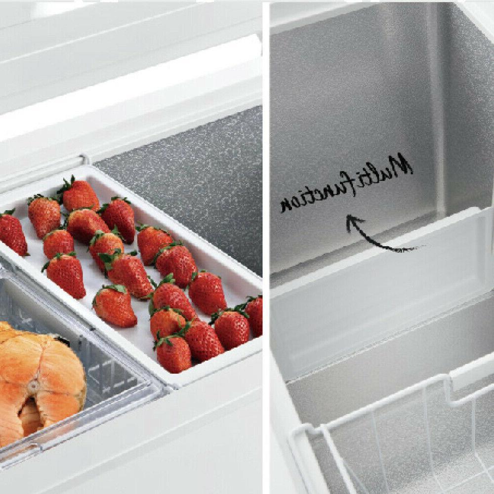 Smad 5.0 Chest Freezer Drain Garage Energy-saving