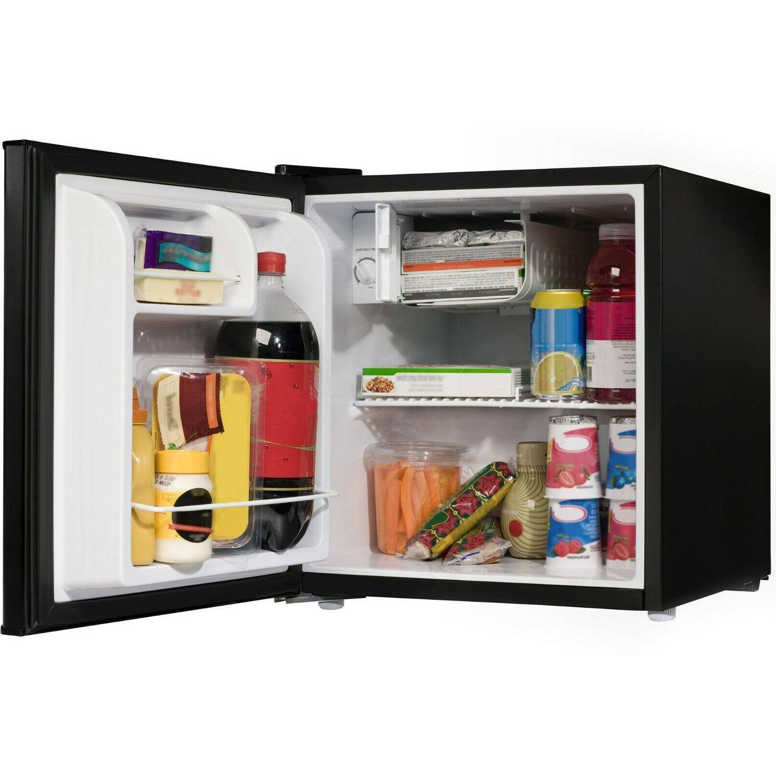Small Mini Refrigerator For Office 1.7 Cu Ft With Compact Dorm