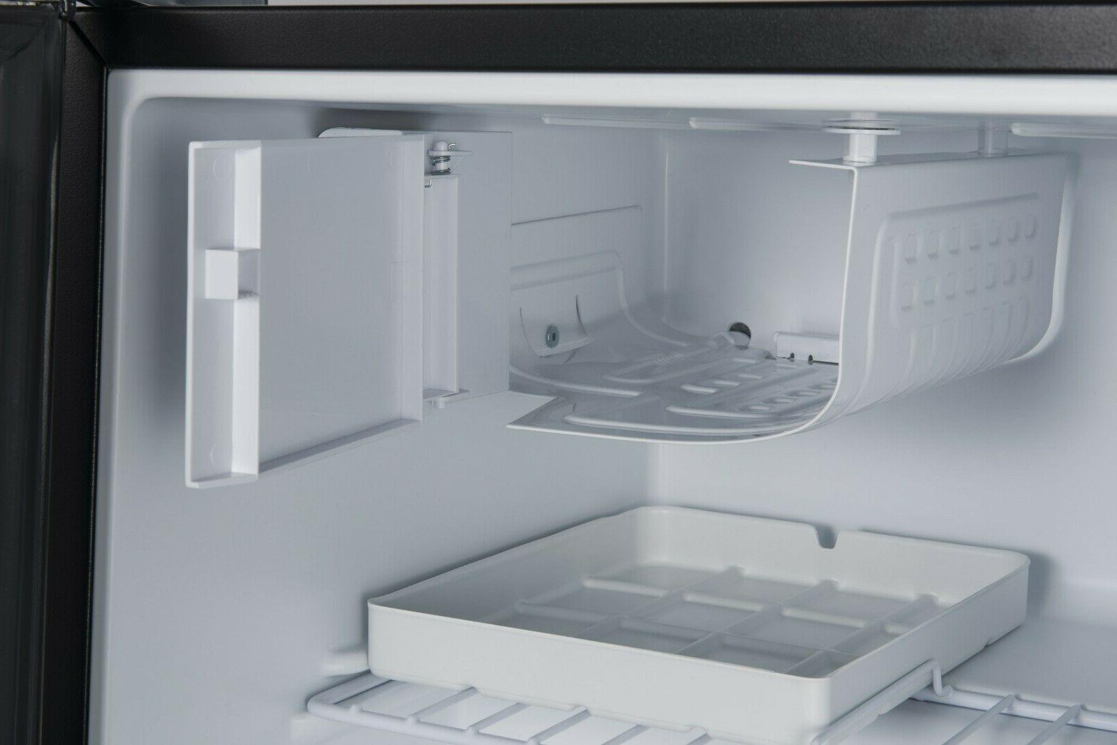 Small Fridge For 1.7 Cu Ft Freezer Compact Dorm
