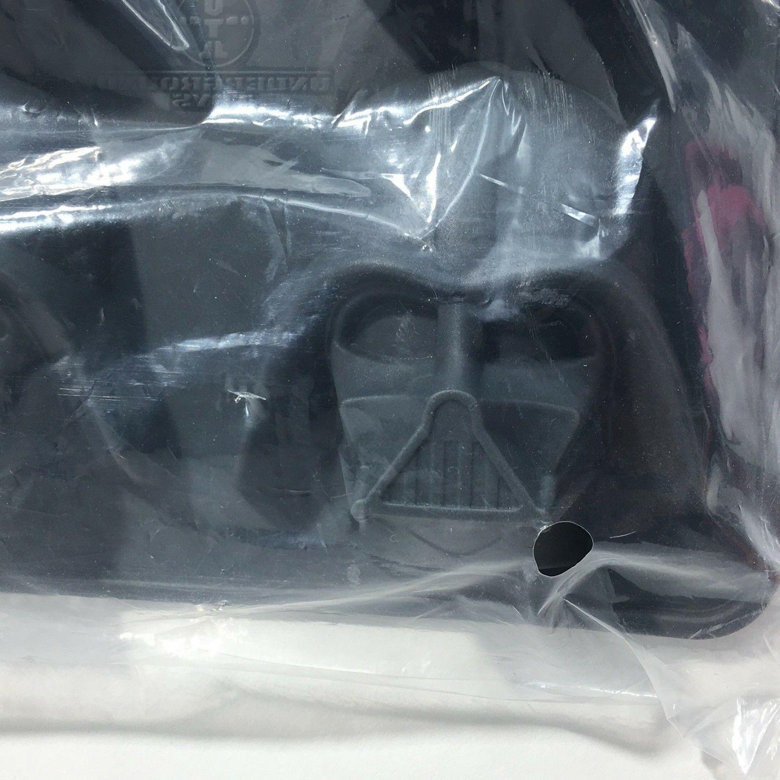 Disney Cube Tray Mold Darth Storm Freezer