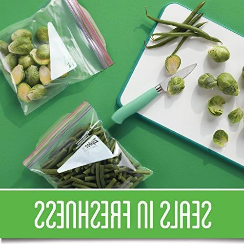 Ziploc Bags, Mega Pack, 150