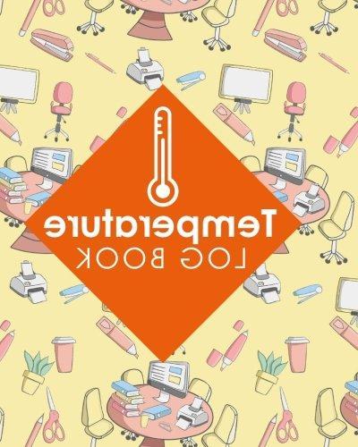 temperature log book daily food sheets refrigerator sheet fr