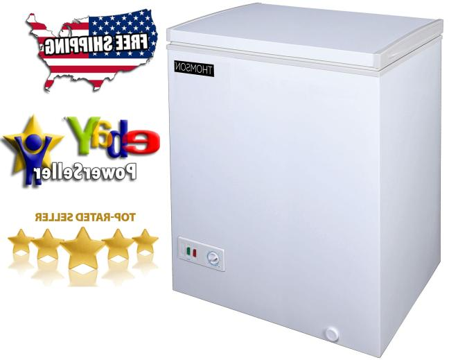 thomson chest freezer 5 0 cu ft
