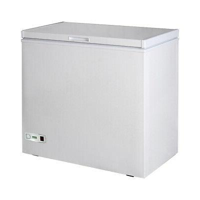 toolots commercial chest freezer 10 cu ft
