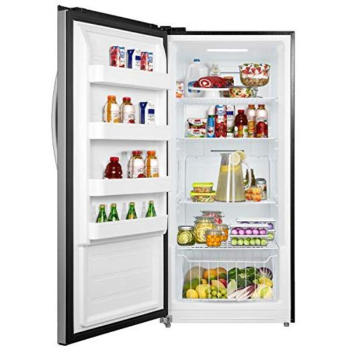 Whynter cu.ft. Energy Star Digital Convertible Deep Freezer/Refrigerator,
