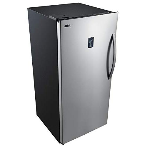 Whynter UDF-139SS 13.8 cu.ft. Energy Star Convertible Stainless