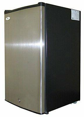 Freezer Stainless Steel -