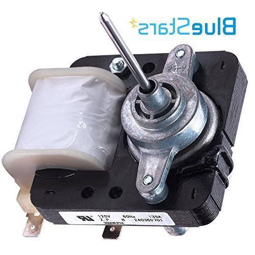 Ultra Durable Evaporator Fan part - Frigidaire Kenmore - 5303918549