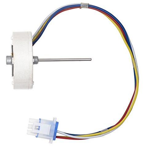 Ultra WR60X10185 Evaporator Fan by Exact For & Hotpoint Refrigerators Replaces WR23X10355 WR23X10364