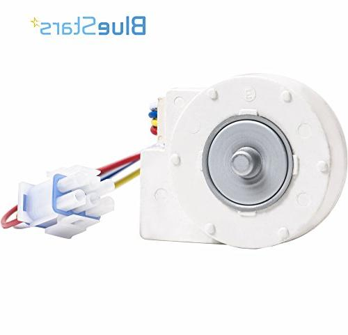 Ultra Fan by Stars Exact Fit & Refrigerators Replaces WR23X10353