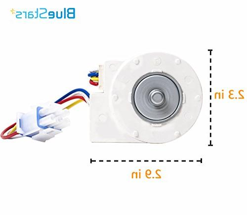 Ultra Durable WR60X10185 by Blue Exact Fit For GE & Hotpoint Replaces WR23X10355 WR23X10364