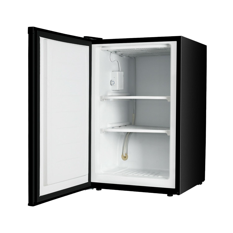 Upright Chest Freezer 3.0 CU FT Food Storage Fridge Door