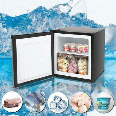 1.1CU.FT Compact Mini Freezer Single Door Fridge Household C