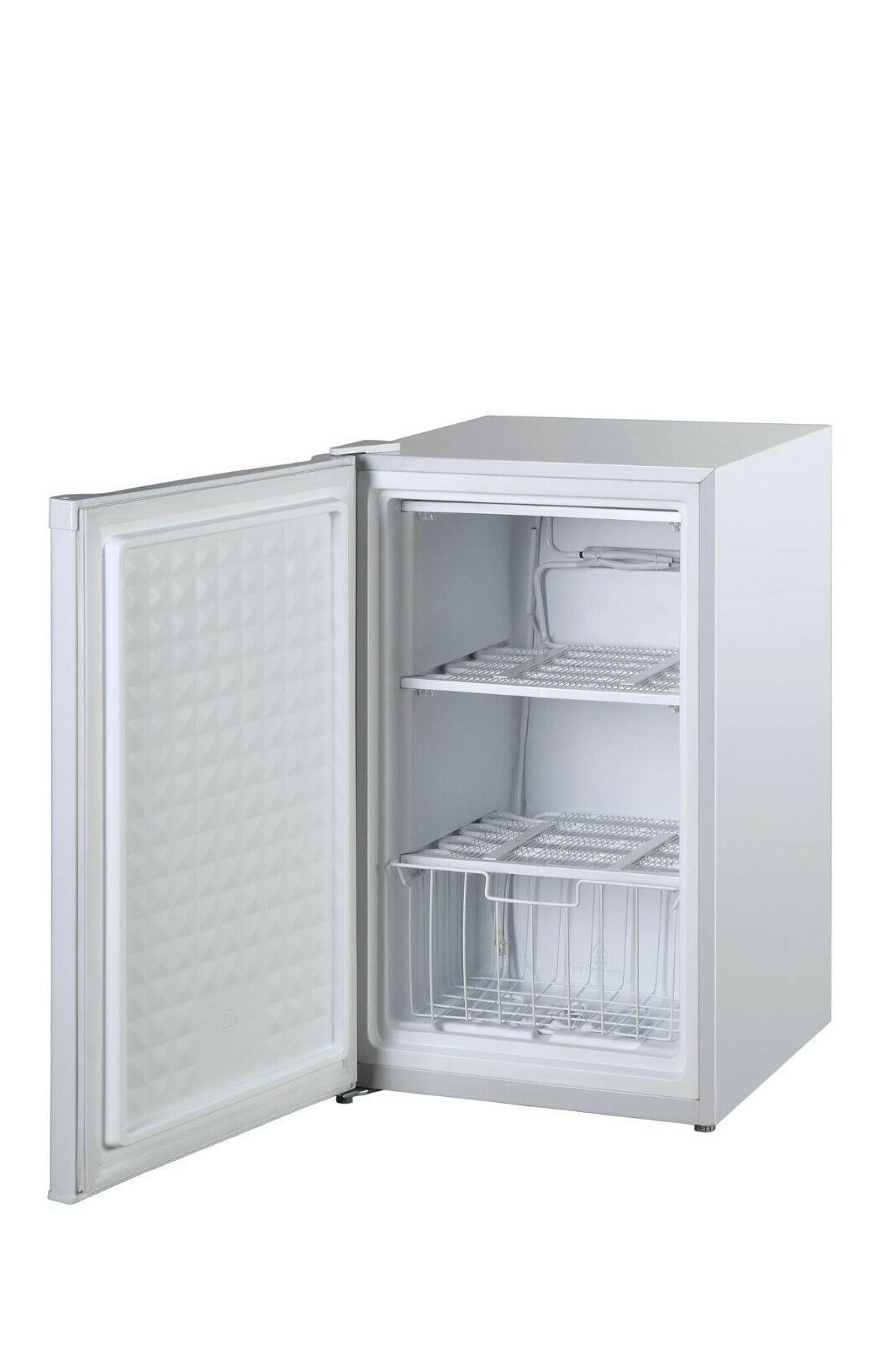 Arctic Upright 3 Cu Storage Apartment Garage White
