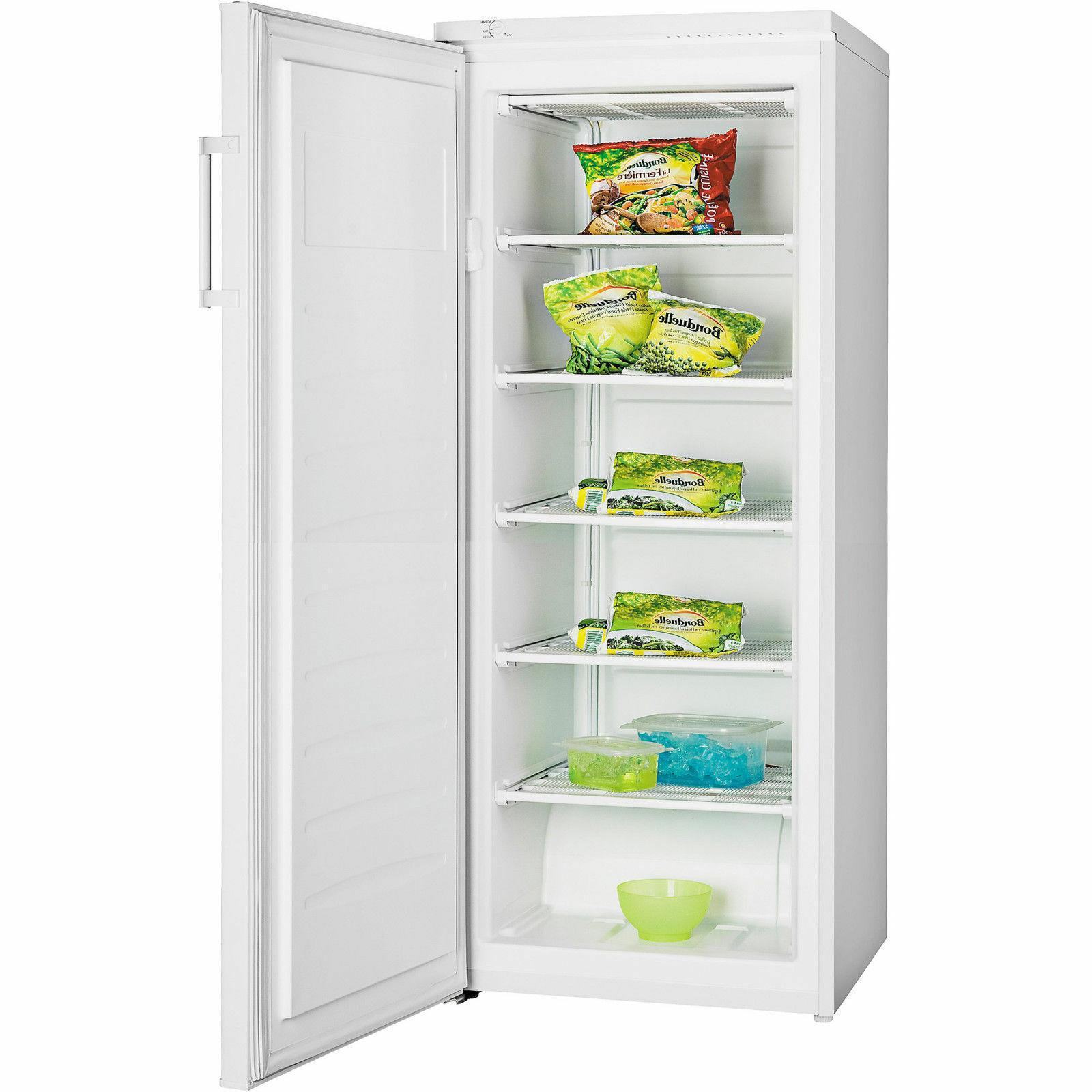 upright freezer 6 5 cu ft reverse