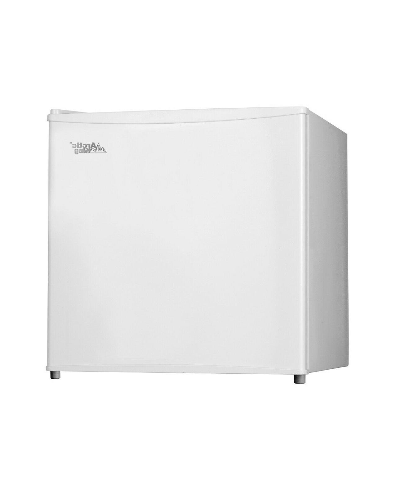 Upright Freezer Unit cu Space Saver White