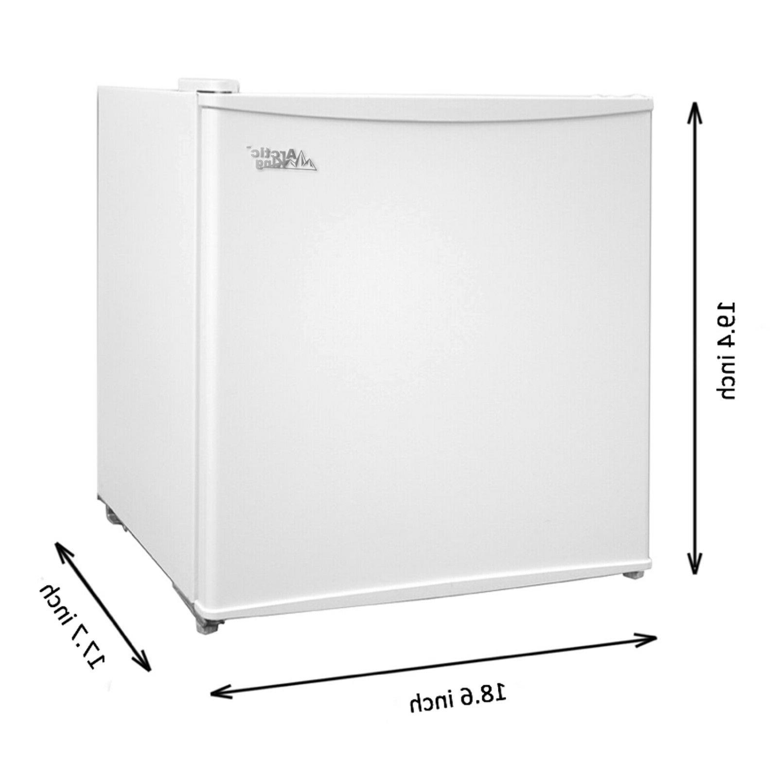 Upright Unit cu ft Home Space Saver Energy White