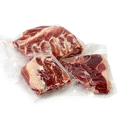 """Commercial 100 11"""" x 14"""" Vacuum Food Sealer Storage Freezer Bags Sous"""