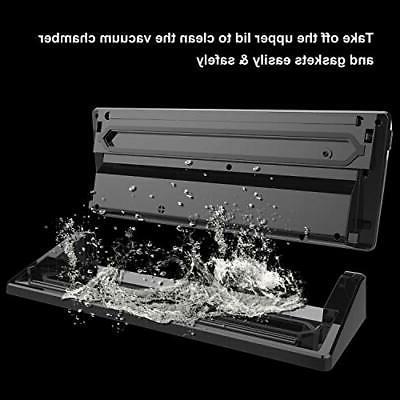 Vacuum Sealer Automatic Food Sealer Material Freezer Lid