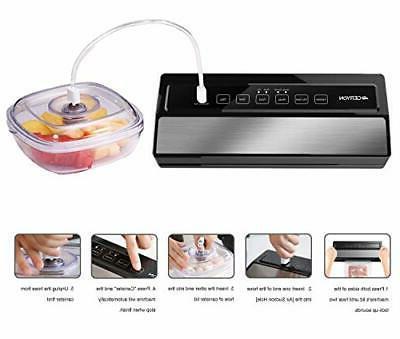 Vacuum Sealer Food Savers Material
