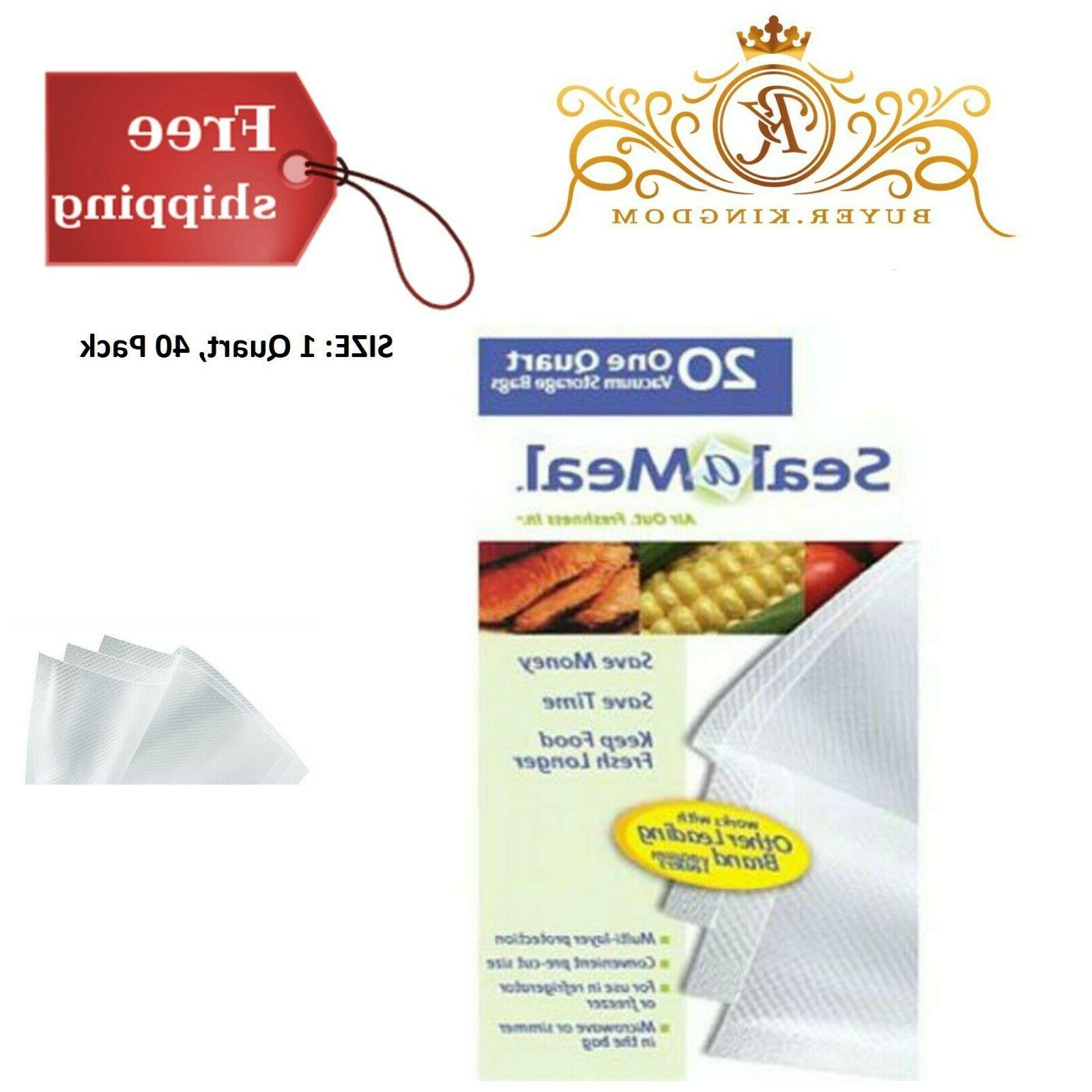 Vacuum Storage Bags Food Bag Multi Layer Pre Cut Refrigerato