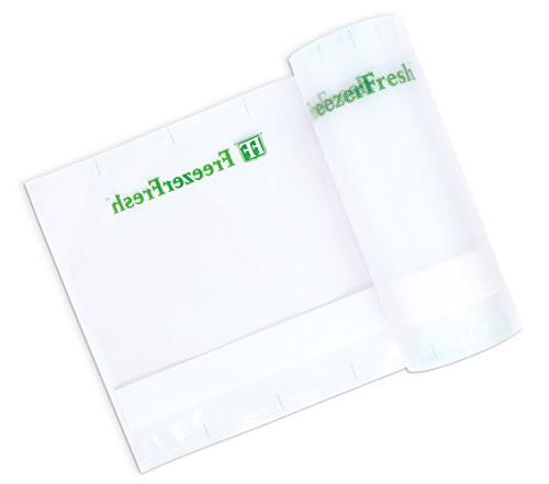"2 Fresh 11"" Commercial Vacuum Sealer Rolls. Storage Vide"