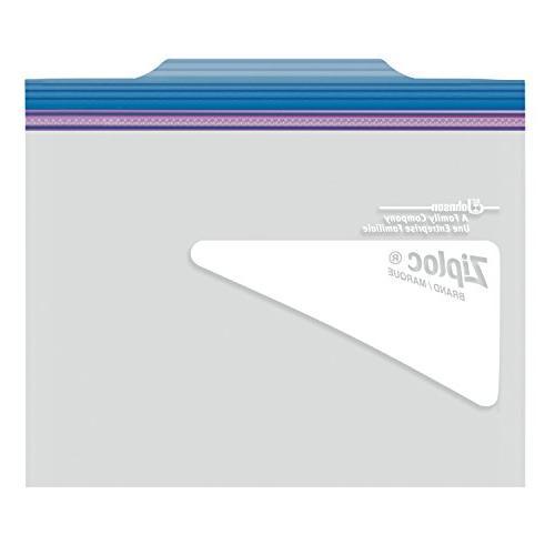 """Ziploc Pt. 7"""" 5"""" Boxed"""