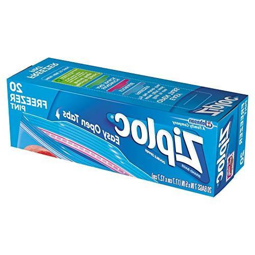 """Ziploc Pt. X 5"""" Boxed"""