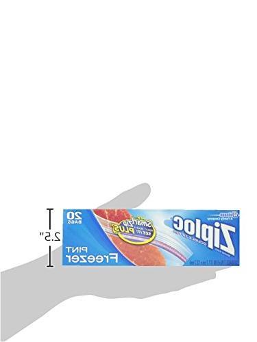 Ziploc Zipper Pt. Boxed
