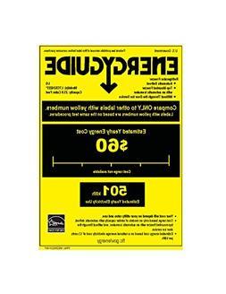 LG LTCS24223S Refrigerator/Freezer - 23.80 ft - Auto-defrost