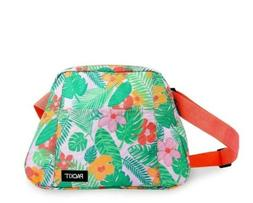 PACKIT Lunch Bag Freezable Crossbody Tropical New! Freezer C