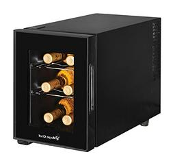 MAGIC CHEF MCWC6B 6-Bottle Wine Cellar Home, garden & living
