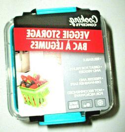 Mini Case Keep Fresh Food Veggie Freezer Storage Reusable Co