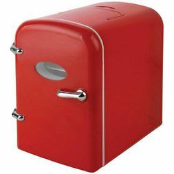Igloo Mini Compact Refrigerator - Red