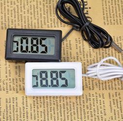 Mini Digital LCD Fridge Freezer Kitchen Indoo Thermometer Th