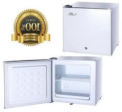 Mini Freezer Flush Back Freestanding Shelf Food Storage RV C